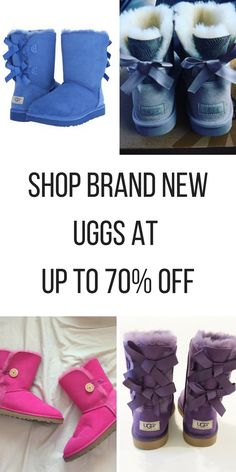 Install the FREE Poshmark app and shop brand new Ugg boots at up to 70% off retail prices! Take advantage of unbelievable discounts this holiday season! Poshmark is featured in Elite Daily, Cosmo, and Good Morning America.