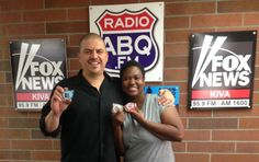 The Rock of Talk interview with Q's Cakes - ABQ.fm Radio