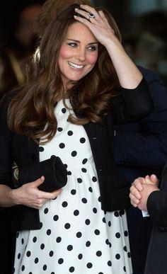 Cambridgen herttuatar Catherine (AP)
