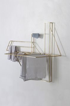 F O L D W O R K - STUDIO BERG drying/cloth rack