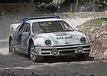 Ford Rs200 Wikipedia Ford Rally Automobile