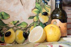 """Купить Часы настенные """"Лимонные"""" - лимонный, кухонные часы, часы для кухни, настенные кухонные часы"""