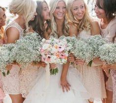 Paniculata para decorar tu boda: ¡Descubre todas sus posibilidades!