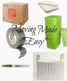 Great Moving Tips and Tricks