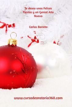 Felices fiestas y un 2017 lleno de agradables sorpresas Un abrazo @CarlosBarretoES  www.windhealing.com #feliznavidad #ProsperoAno2017
