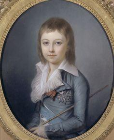 Carlo di Borbone (Versailles, 27 marzo 1785 – Parigi, 8 giugno 1795) era il terzo figlio, il secondo maschio, di Luigi XVI di Francia e di Maria Antonietta d'Asburgo-Lorena.
