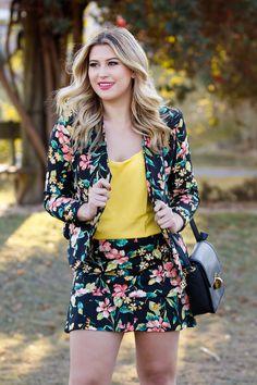 Look do dia: Floral lover — Niina Secrets