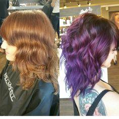 Hair by Mililani Sabas #studiobesalon Get this look!