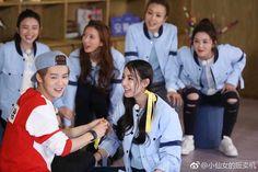 Keep Running, Running Man, Ancient Armor, Nai, Hunhan, Sweet Couple, Feels, China, Actresses