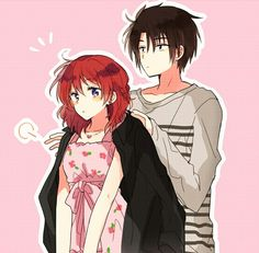wow if this happen in the present situation in akatsuki no yona... kawaiii