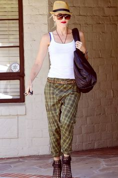 When I grow up I want to be Gwen Stefani! <3