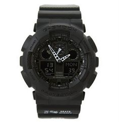 Casio - G-Shock G-100