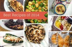 Best Recipes of 2014! | Slender Kitchen