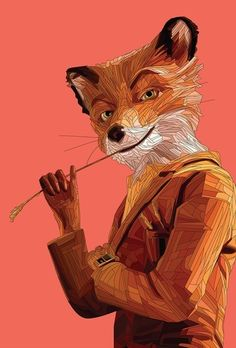 Fantastic Mr. Fox. Fun stop-motion animation film. I love the humor in this movie!