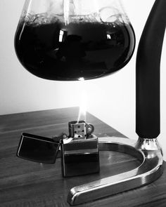 There's no need to rush my child. Take your time.. . . . #syphon #hario #toraja #coffee #manmakecoffee #afternooncoffee #manualbrewonly #zippo #lighter http://ift.tt/20b7VYo