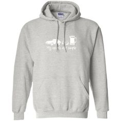 365 Printing Witch Better Have My Candy Unisex Grey Pullover Hoodie XX-Large