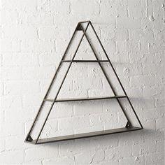 a frame shelf | CB2