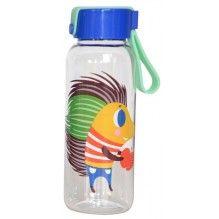 """Mehr trinken - für viele ein Vorsatz, der jedes Jahr wieder auf die """"To Do""""-Listen kommt und jedes Jahr wieder nicht eingehalten wird. Unsere Tipps: 1. immer etwas zu Trinken dabei haben und 2. eine besonders schöne Flasche nimmt man viel öfter aus der Tasche in die Hand und trinkt so automatisch mehr. Wir empfehlen daher die tollen Trinkflaschen von PSikhouvanjou mit süßen Tier-Prints in knalligen Farben."""
