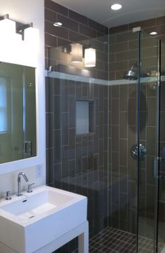 Pasadena, CA Residence Guest Bathroom Remodel