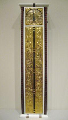 Tall-Case Clock, c. 1906    Tall-Case Clock, c. 1906  Austria, Vienna  Case designed by Josef Hoffmann (Austrian, born Moravia [Czech Republic] 1870-1914)