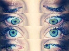 Oh hi eyes.  ~ idk my makeup looks good today.