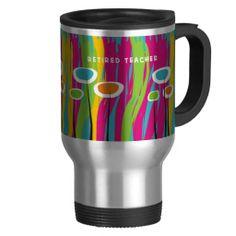 Retired Teacher Appreciation Gifts Mugs http://www.zazzle.com/retired_teacher_appreciation_gifts_mugs-168075860246325091?rf=238282136580680600*