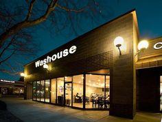 washouse exterior