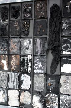 Françoise Christien | Artiste textile feutrière | Peaux de mur