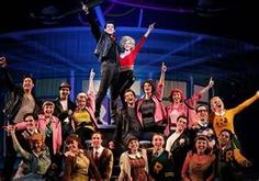 For a limited run engagement, the musical Grease has once again descended on Vancouver audiences. Playing at the Queen Elizabeth Theatre in downtown Vancouver, Broadway Theatre, Musical Theatre, Grease Musical, Grease Costumes, Mekka, Downtown Vancouver, Famous Faces, Theatre Production, Drama