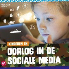 Op sociale media wordt oorlogsgeweld ongecensureerd geliked en gedeeld. De meest gruwelijke nieuwsbeelden gaan online rond en bereiken ook kinderen. Welk effect heeft dat eigenlijk op een kind of tiener? En wat kun je als ouder doen?