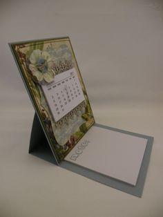 Easel Calendar Cards1