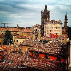 Vista del Duomo - Grazie a @igersparma