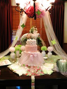 Sweet Expectations: Butterfly Baby Shower