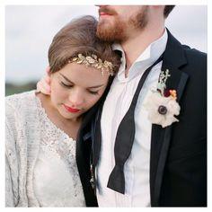 #Romance #Wedding #Style  Photo credits: @lacielleroselle
