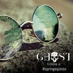 Spring is here. time to dig out those shades!  @vodkaghost👻🍸 #GhostVodka #ghost #vodka #skull #bottle #drinks #drinkstagram #cocktails #martini #mixology #bottleservice #bottlesondeck #springequinox #firstdayofspring  #InternationalDayOfHappiness #March #hellospring