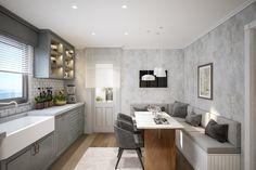 Esnafoglu Home #kitchendesign
