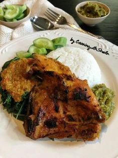 Resep Ayam Bakar Padang Oleh Cooking With Sheila Resep Resep Ayam Resep Masakan Resep Masakan Indonesia