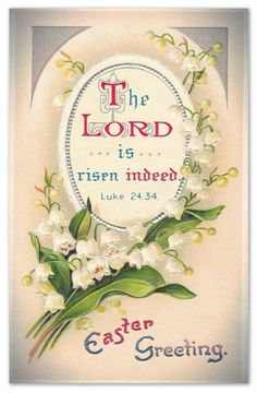 The Lord is risen indeed! #easterquotes #HeIsRisen
