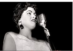 Patsy Cline on stage venue unknown...