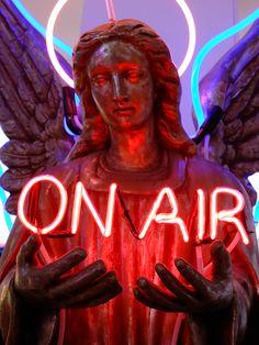 New Retro Wave, Neon Aesthetic, American Gods, Arte Pop, Neon Lighting, Graphic, Aesthetic Wallpapers, Art Inspo, Illustration
