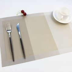 2018 New Arrivals TOP 10 Table Mats Decoration Placemats DIY Handmade Modern Dinning Table Mats for Home, Kitchen, Party, Hotel, Restaurant - Coffee Modern Dinning Table, Dining Table Placemats, Home Kitchens, Kitchen Decor, Restaurant, Coffee, Decoration, Holiday Decor, Party