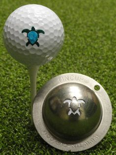 Ball Markers 18928 Tin Cup Incognito Dude Golf Ball Design Marker