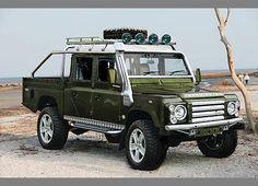 Land Rover Defender Himalayan
