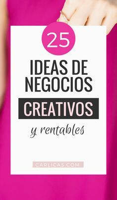 Ideas de negocio rentable con poca (o ninguna) inversión. Negocios creativos que puedes iniciar si no tienes mucho dinero. #ganardinero #ganardineroeninternet #ganardinerodesdecasa #ideadenegocio #negociosrentables #negocioscreativos #empezarunblog #blog #emprendimiento #emprendimientoideas Marketing Plan, Business Marketing, Money Tips, Money Saving Tips, Bussines Ideas, Start Ups, I Can Do It, Business Inspiration, Social Media Tips