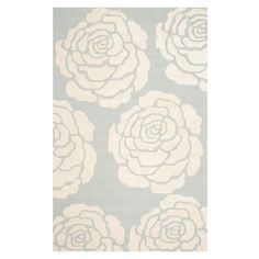 Safavieh Cambridge CAM782 Indoor Area Rug Gray/Ivory - CAM782G-5
