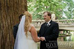 Late Spring Wedding San Antonio Riverwalk www.MarriageIsland.com 2015