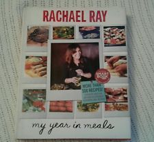My Year in Meals by Rachael Ray & John Cuisimano 2012 Hardcover Cocktails Recipe
