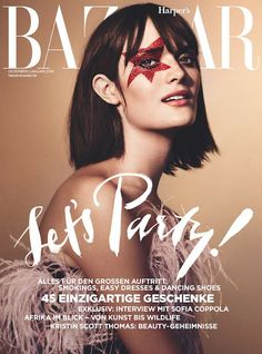 Sam Rollinson for Harper's Bazaar Germany by Marcus Ohlsson