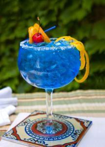 Blue Margarita - Photo Courtesy: © Shannon Graham
