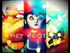 TMNT 2012~ Hey Brother - YouTube